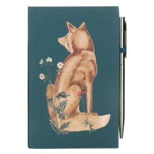 Forest Fox A6 Notebook And Pen Set