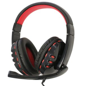 Pro Gaming Red Headset