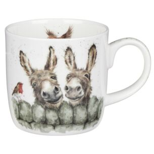'Hee Haw' Donkey Mug from Royal Worcester