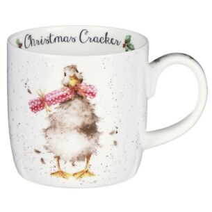 'Christmas Cracker' Duck MugFrom Royal Worcester
