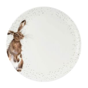 Hare 10.5 Inch Coupe Plate from Royal Worcester