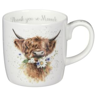 Large Thank You Mug from Royal Worcester
