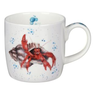 Happy Crab Mug from Royal Worcester