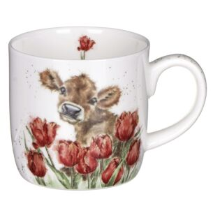 'Bessie' Cow Mug from Royal Worcester