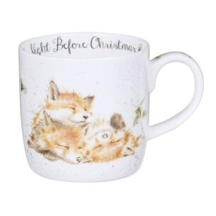 The Night Before Christmas Mug From Royal Worcester