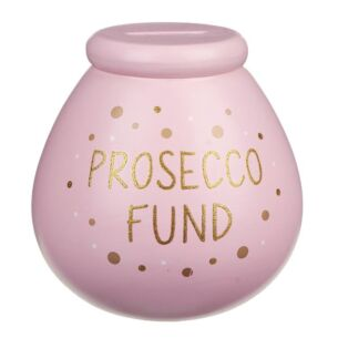 Prosecco Fund Money Pot