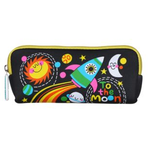 To The Moon Pencil Case
