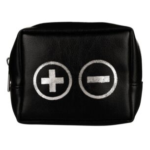 Plus and Minus Charger Bag