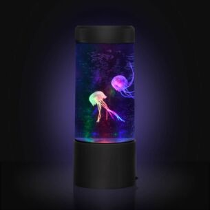 Round Mini Jelly Fish Tank