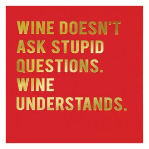 Cloud Nine Wine Understands Card