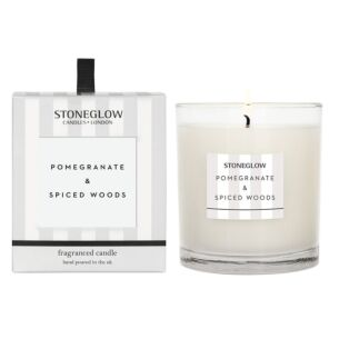 Modern Classics – Pomegranate & Spiced Woods Candle