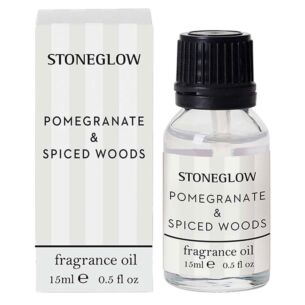 Modern Classic – Pomegranate & Spiced Woods 15ml Fragrance OIl