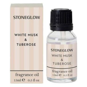 Modern Classics – White Musk & Tuberose 15ml Fragrance Oil