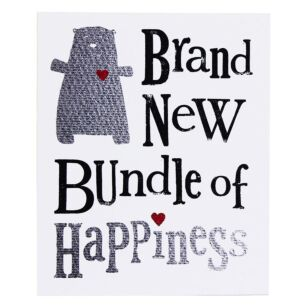 'Bundle Of Happiness' Card