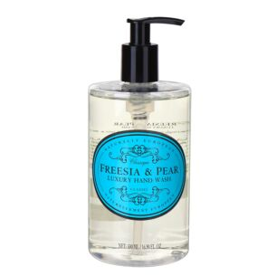 Naturally European Freesia & Pear Hand Wash 500ml