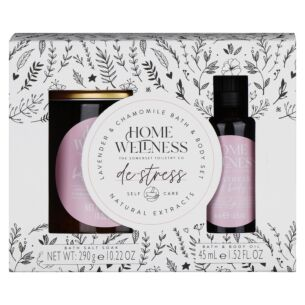 'De-Stress' Self Care Bath & Body Gift Set
