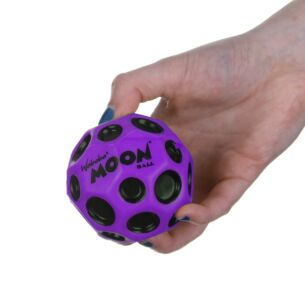 Waboba Bouncing Moon Ball - Purple