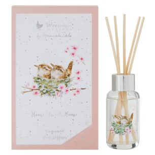 'Home Tweet Home' 40ml Reed Diffuser