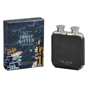 Ted's World Double Hip Flask