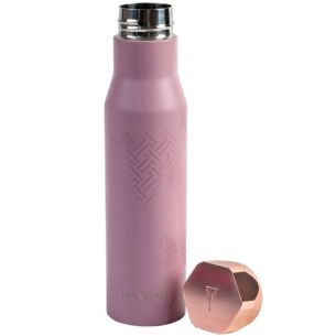Dusky Pink T Insulated Water Bottle - Large