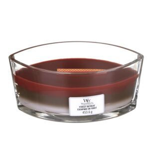 Forest Retreat Hearthwick Ellipse Trilogy Candle