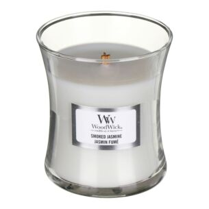Smoked Jasmine Mini Hourglass Candle