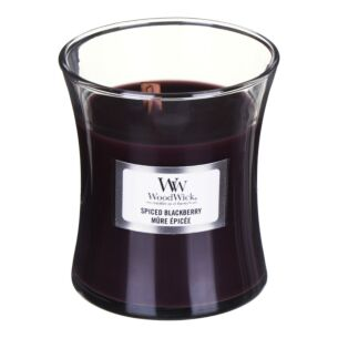 Spiced Blackberry Mini Hourglass Candle