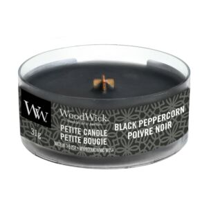 Black Peppercorn Petite Candle