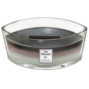 Mountain Air Hearthwick Ellipse Trilogy Candle