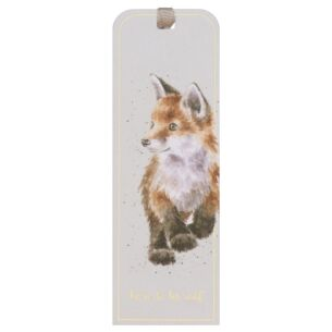 'Born To Be Wild' Fox Bookmark
