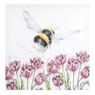 'Flight Of The Bumblebee' Large Canvas
