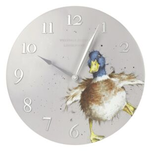 'A Waddle and a Quack' Duck Wall Clock