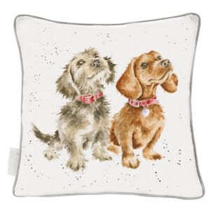 Treat Time Dogs Cushion