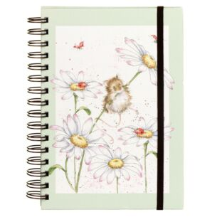 'Oops a Daisy' A5 Spiral Bound Notebook