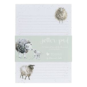 'Farmyard Friends' Sheep Jotter Pad