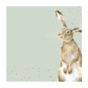 'The Hare and The Bee' Set of 20 Napkins