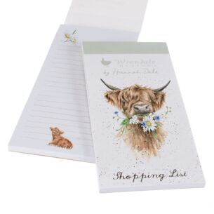 'Daisy Coo' Cow Shopping Pad