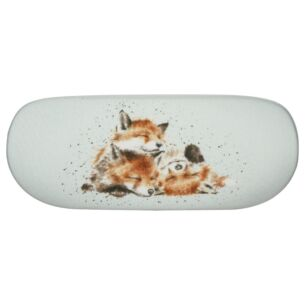 'The Afternoon Nap' Fox Glasses Case