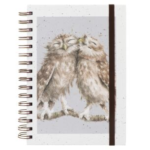 'Birds Of A Feather' A5 Notebook