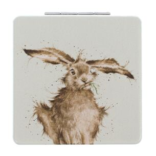 'Hare-Brained' Compact Mirror