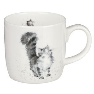 Cat Mug 'Lady Of The House' From Royal Worcester