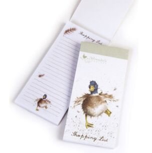Duck Magnetic Shopping Pad