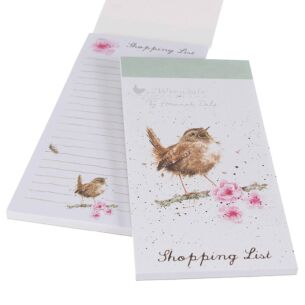 'Little Tweets' Wren Shopping Pad