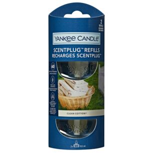 Clean Cotton Scent Plug Refill Twin Pack