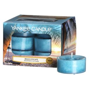 Beach Escape Pack of 12 Tealights