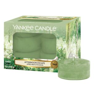 Afternoon Escape Pack of 12 Tealights