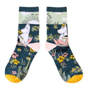 Moomin Lotus Socks