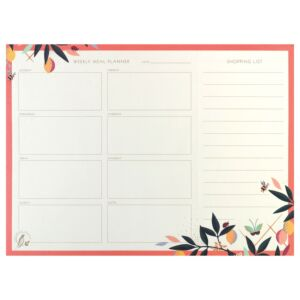 Orchard Magnetic Meal Planner