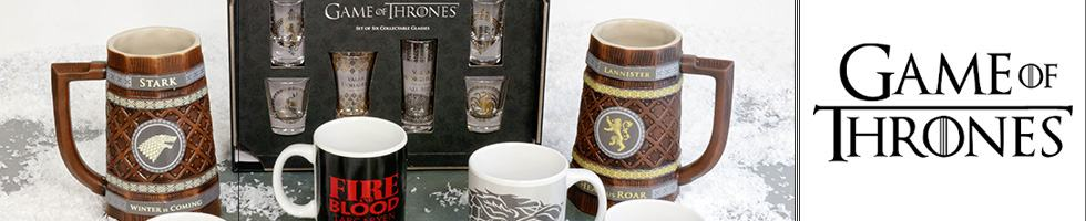 Game of Thrones Licenced Gifts